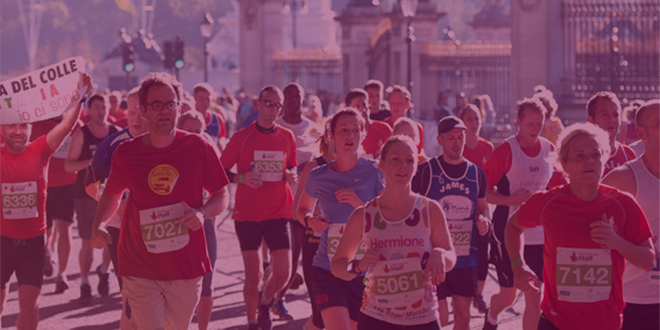 Welcome to the Royal Parks<br>Foundation Half Marathon