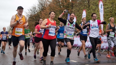 Royal Parks Half breaks £6 million in charity fundraising