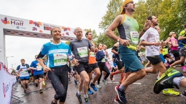 Royal Parks Half Postponed