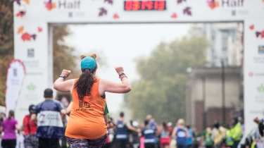 Run for a charity in the Royal Parks Half Marathon
